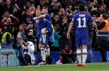 Chelsea propina nueva derrota al Liverpool y lo elimina de la FA Cup