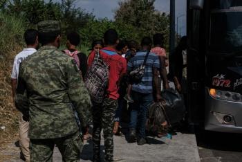 INM rechaza xenofobia contra migrantes