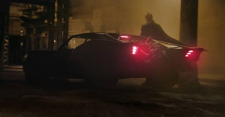 Este será el nuevo Batimóvil en The Batman