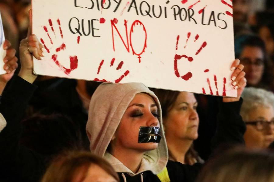 """Vetan ensayos de """"Un violador en tu camino"""" en Madrid"""