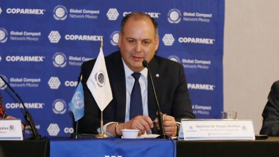 Actual gobierno, altamente destructivo para inversión en el país: Coparmex