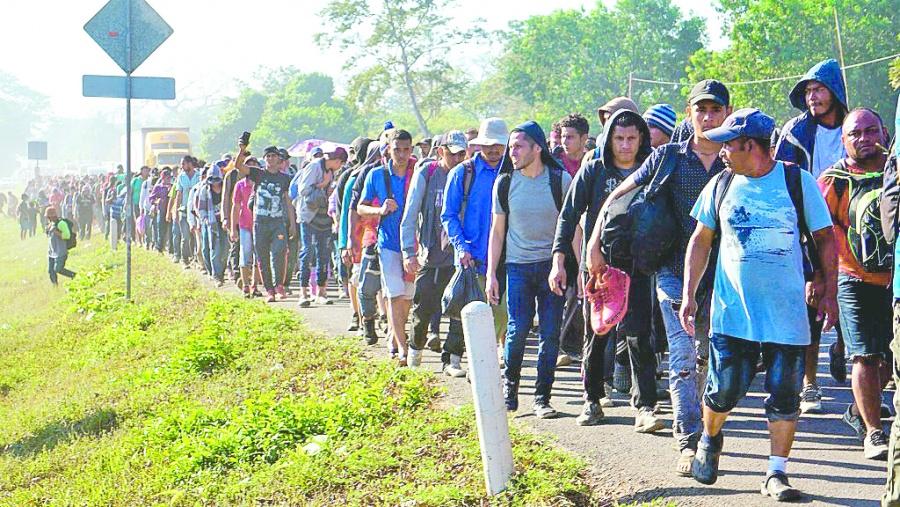 Endurecen expulsión y detención de migrantes