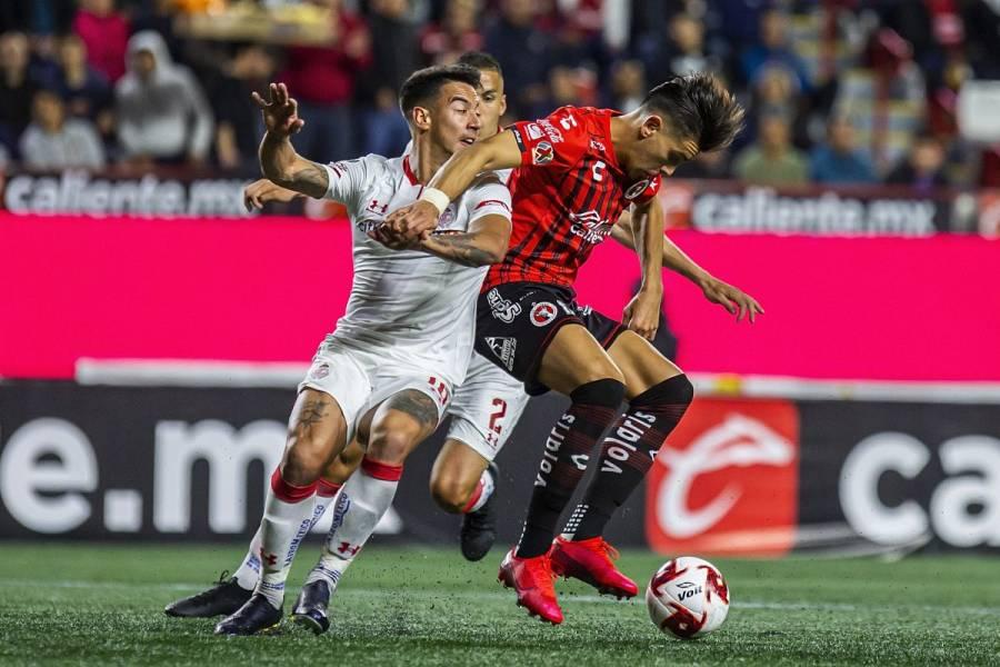 Xolos se impone a Toluca y se acerca a la final de la Copa MX