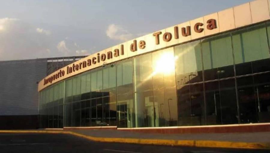 Toma Gobierno de México el control del Aeropuerto Internacional de Toluca