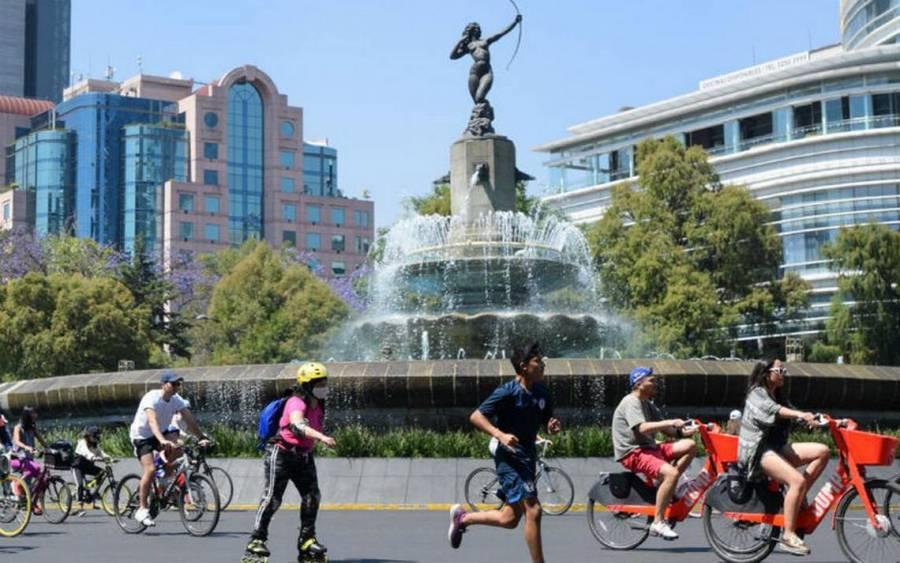 Modifican ruta del Paseo Ciclista en apoyo a la marcha del 8 de marzo