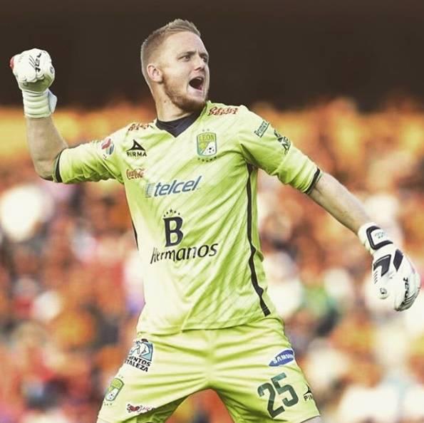 William Yarbrough anuncia su salida del León; fichará por el Colorado Rapids