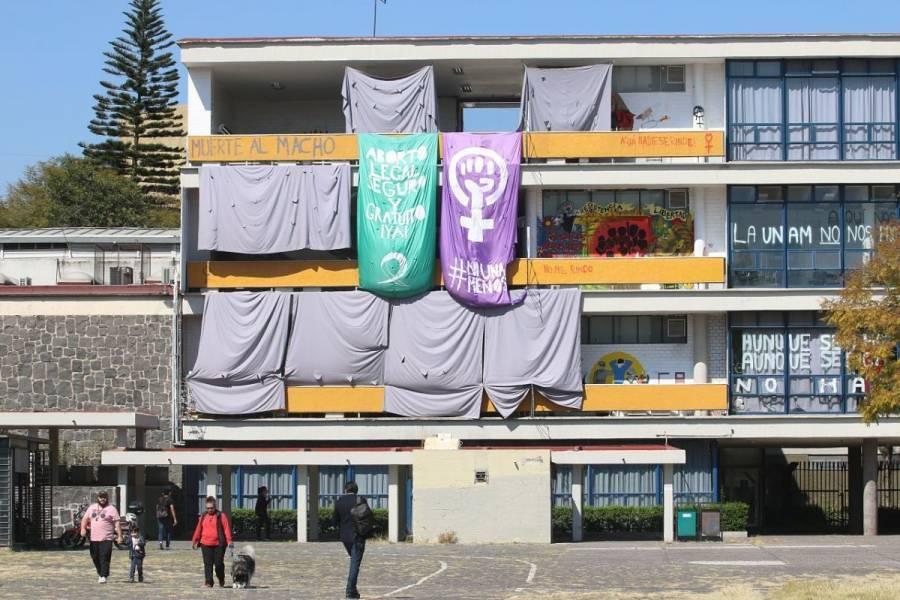 Comunidad de la FFyL de la UNAM se dirige a las Mujeres organizadas del plantel