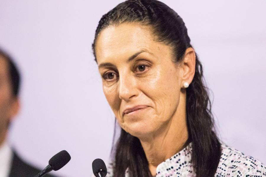 Advierte Sheinbaum que mujeres violentadas desconocen a dónde acudir; presenta Mujeres SOS
