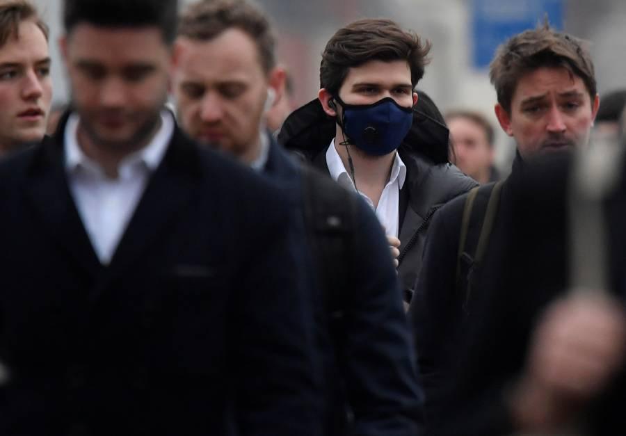 Reportan la primera muerte por coronavirus en Reino Unido