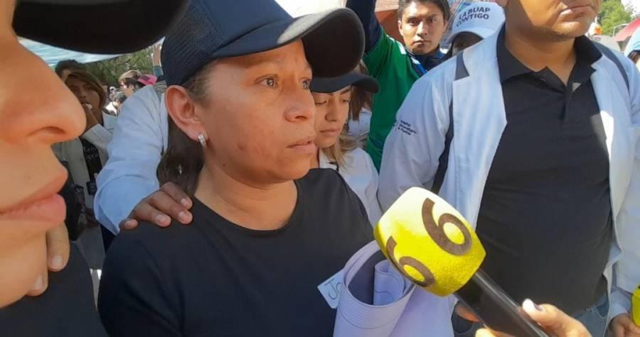 Familiares de Javier, joven asesinado en Huejotzingo exclaman justicia