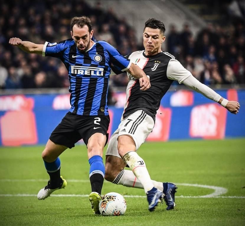 Clásico Juventus-Inter se jugará este domingo