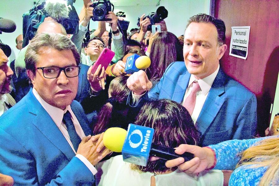 """Oposición exige investigar caso de """"espionaje"""""""