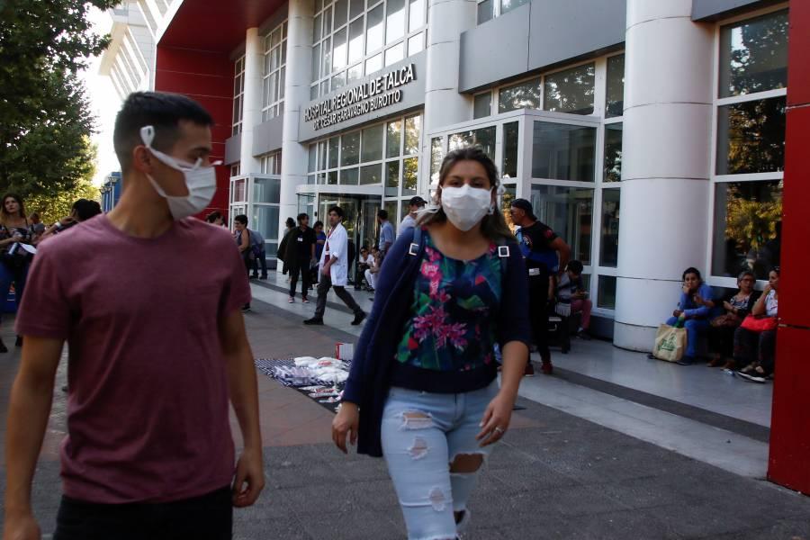 Confirman cuarto caso de coronavirus en Chile