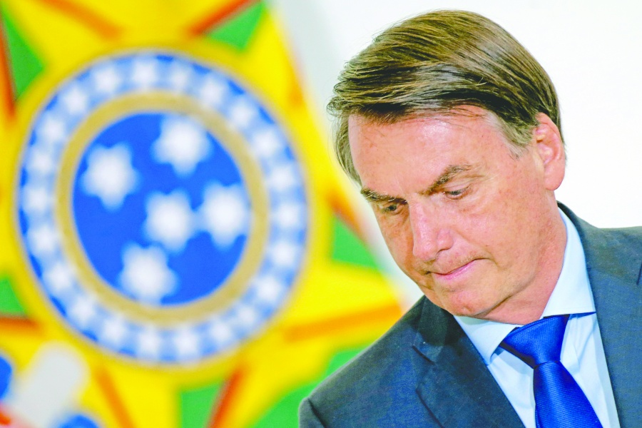 Brasil retira diplomáticos  y funcionarios de Venezuela