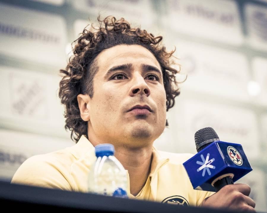 Nuestro clásico es contra Chivas, no con Pumas: Guillermo Ochoa