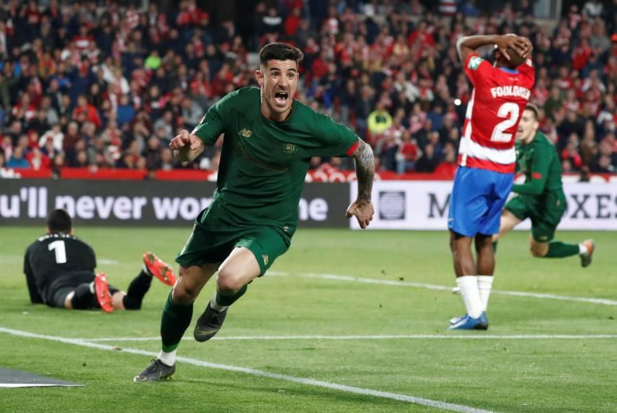 Athletic elimina al Granada y se mete a la final de la Copa del Rey