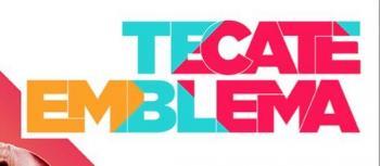 Listo el cartel de la primera edición del Tecate Emblema