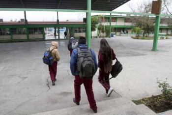 Amenazan con tiroteo en secundaria en Monterrey