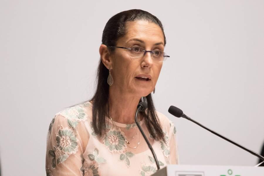 Mujeres del PRD piden a Sheinbaum acciones contra el feminicidio en la CDMX