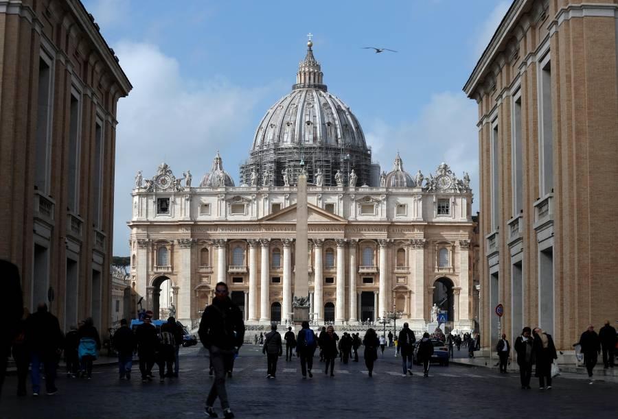 Vaticano reporta primer caso de coronavirus