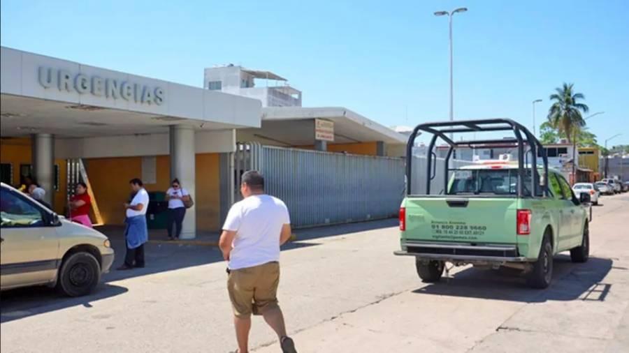 Muere tercera persona en hospital de Pemex, en Tabasco