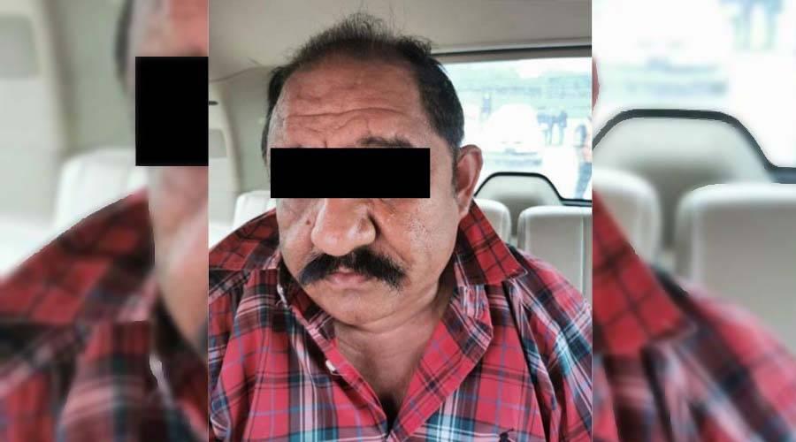 """Detienen a """"El Bigotes"""", presunto homicida de un individuo en Oaxaca"""