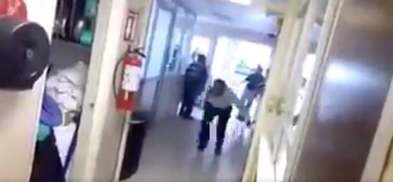 Comando armado intenta rematar a un herido en el IMSS de Culiacán