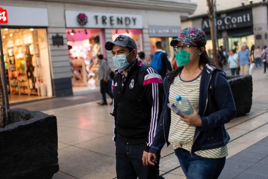 Reportan seis casos de coronavirus en México. Sólo el del Edomex se considera grave