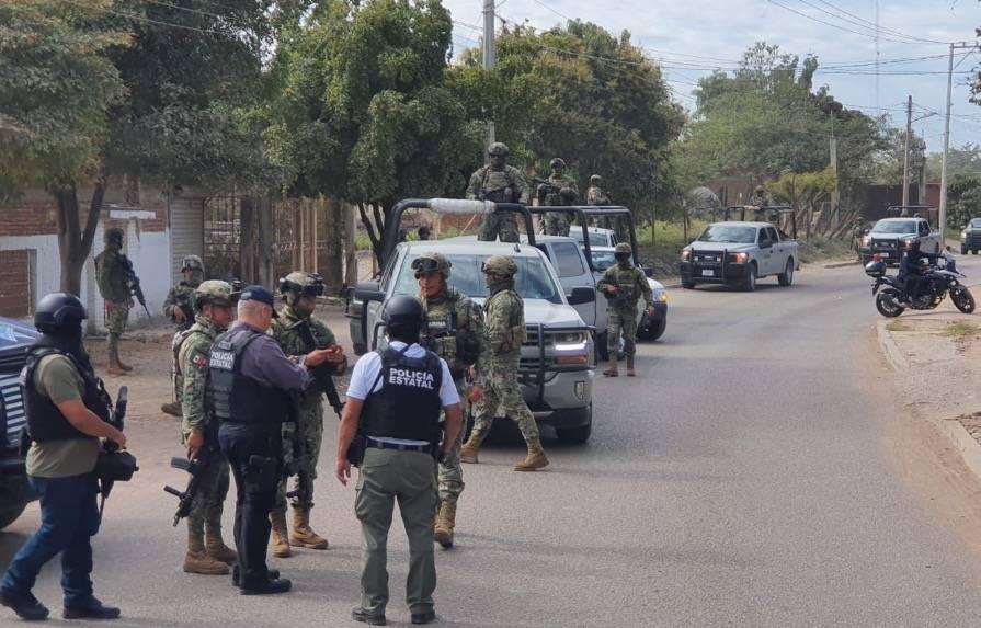 Reportan fuertes balaceras en Culiacán, Sinaloa