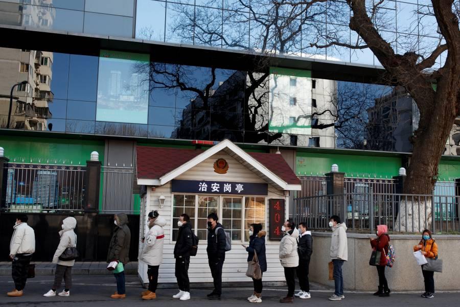En abril estarán listas las primeras vacunas contra el COVID-19: China