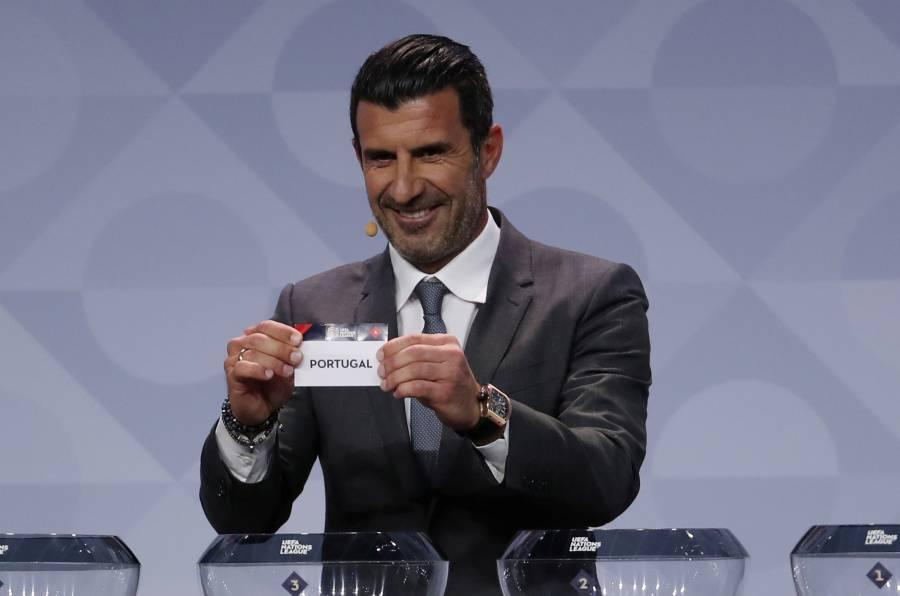 Figo reconoce preocupación de la UEFA por el coronavirus