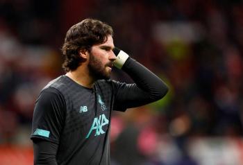 Liverpool confirma baja de Alisson para vuelta de Champions