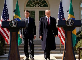Trump y Bolsonaro se reunirán en Florida