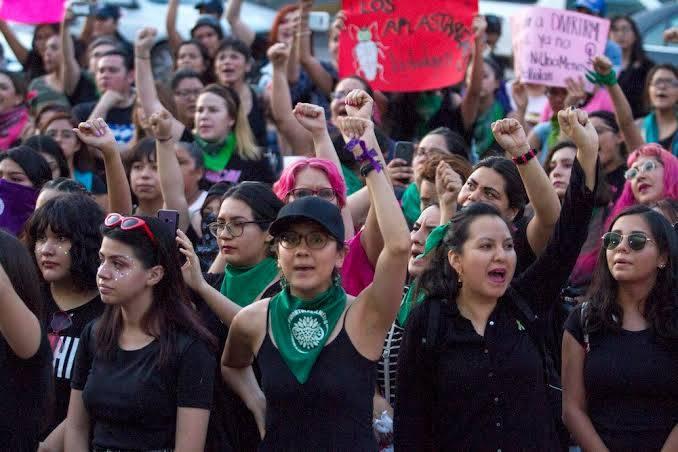 2,760 mujeres policías vigilarán la marcha del 8 de marzo