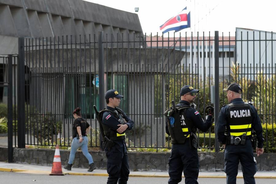 Sismo de magnitud 5.4 sacude Costa Rica