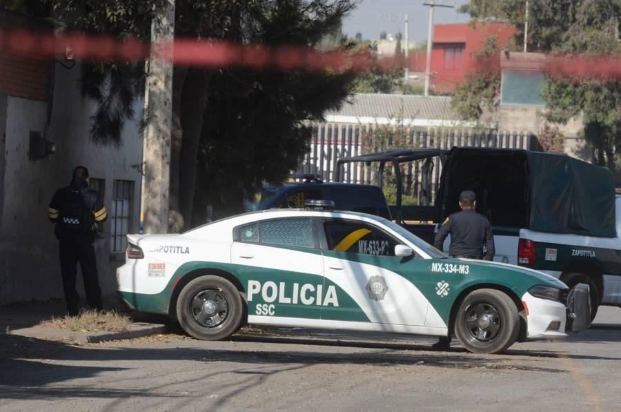 Asesinan a comandante de la policía estatal en Tláhuac