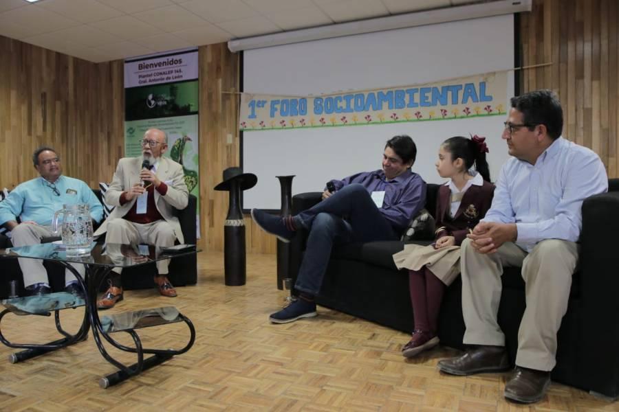 CONALEP impulsa el cuidado del medio ambiente entre sus estudiantes