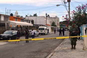 Se registra balacera en alcaldía Benito Juárez