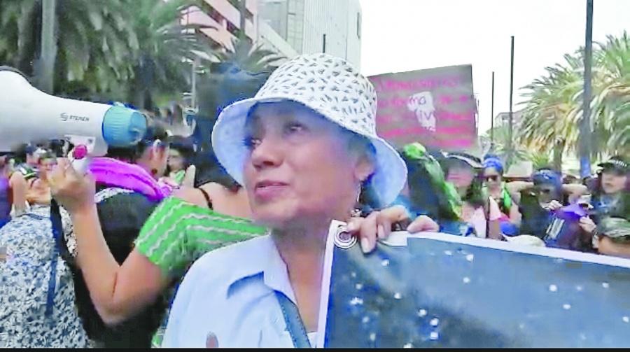 Alzan la voz por la activista asesinada