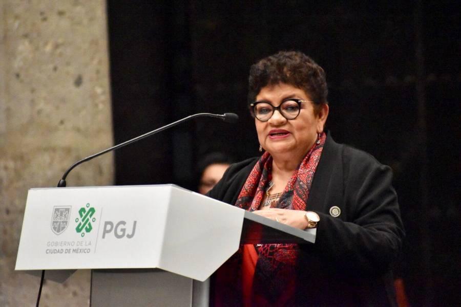 Ernestina Godoy nombra a Sayuri Herrera como fiscal de Feminicidios
