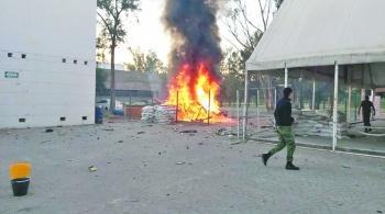 Desmienten autobomba en comandancia de Celaya