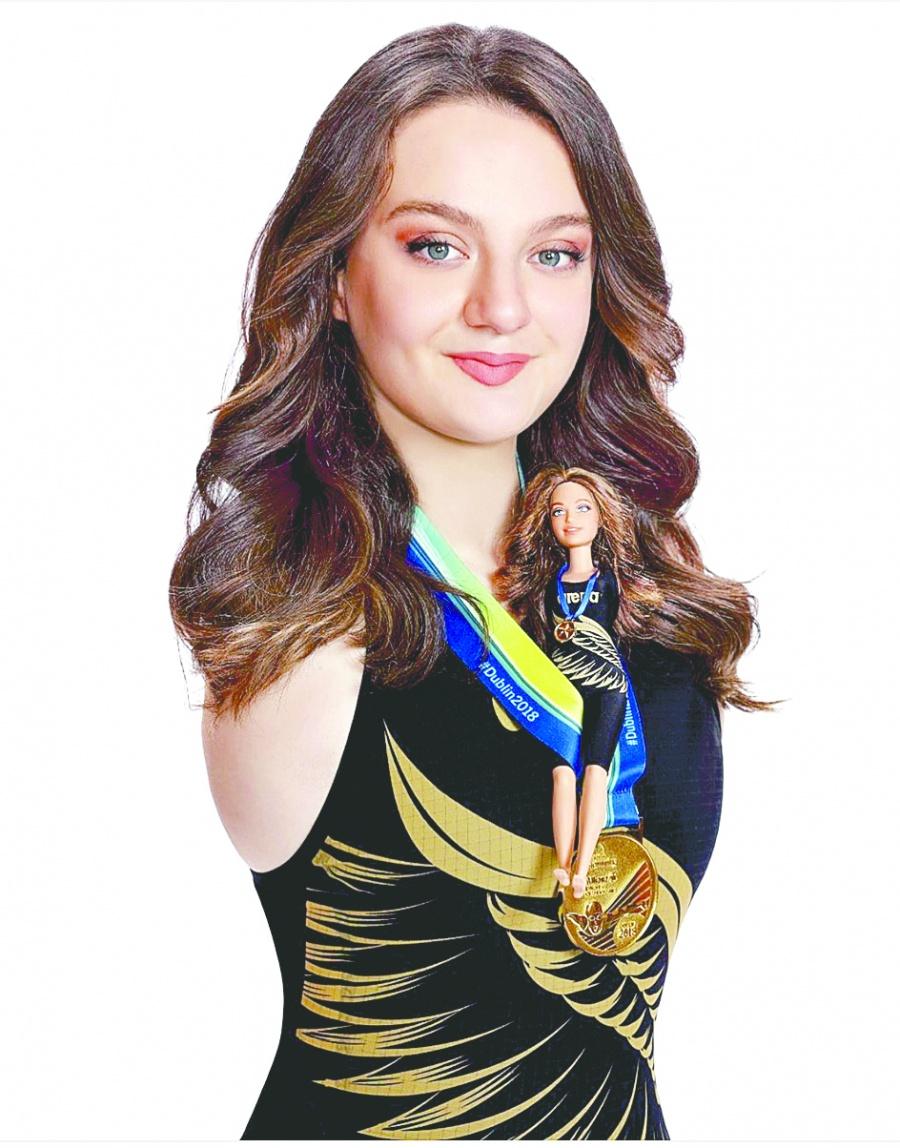 Mattel lanza Barbie sin brazos en honor a atleta paralímpica