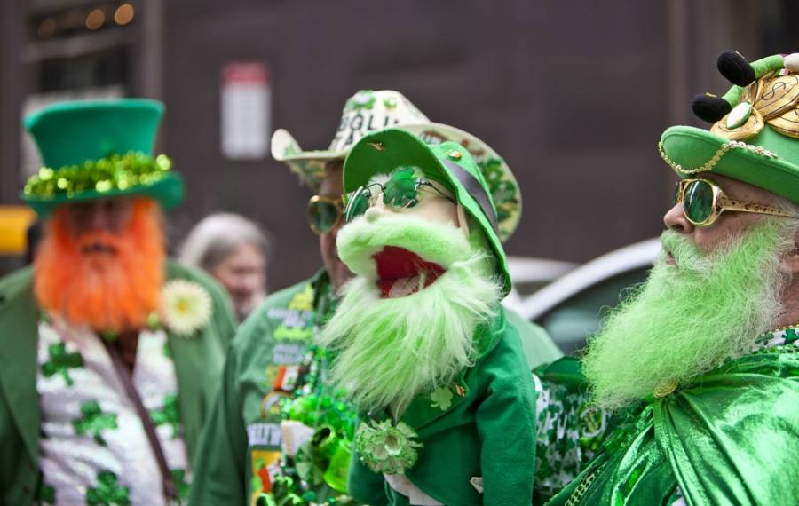 Irlanda cancela desfiles de San Patricio por coronavirus