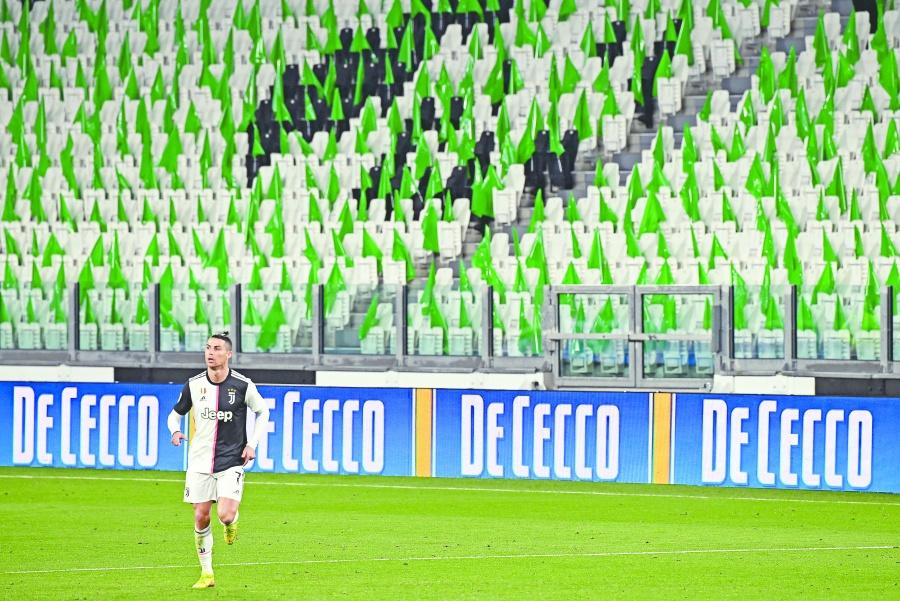 Por más de 9 mil contagios, suspenden deporte italiano