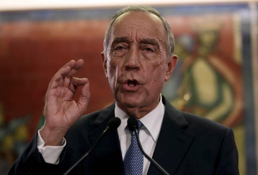 Presidente de Portugal decide aislarse por coronavirus