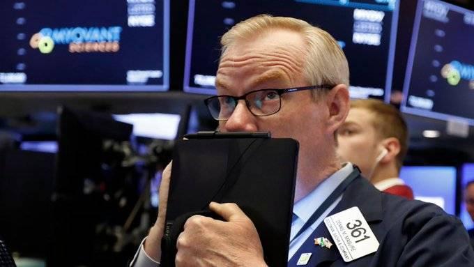 Operaciones en Wall Street cierran 15 minutos por desplome del indicador S&P