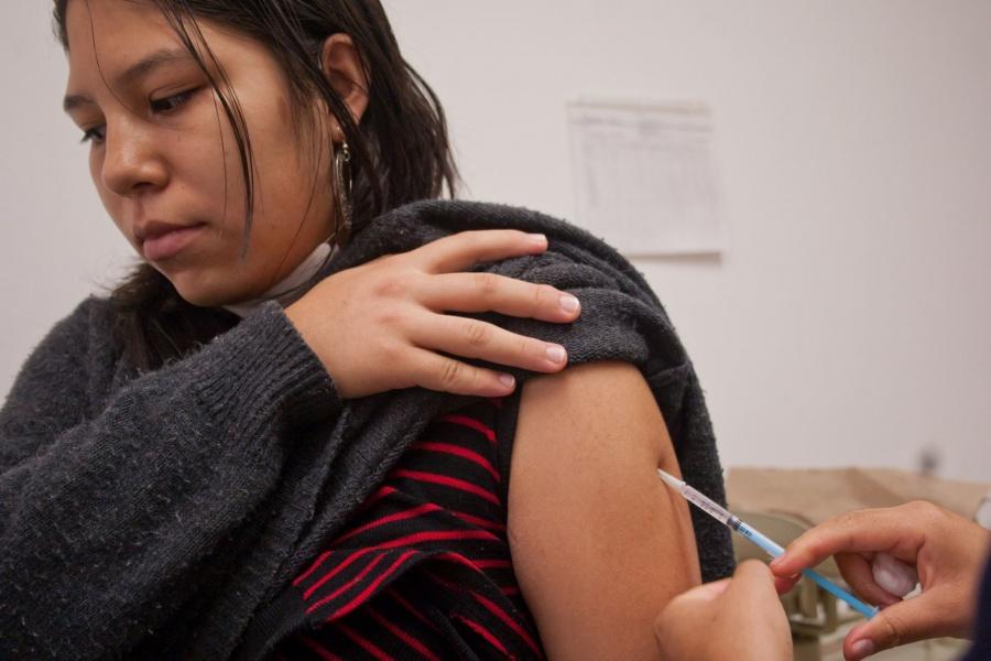 Casos confirmados de sarampión suben a seis