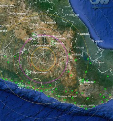 Sismo de 3.9 grados sacude Jalisco