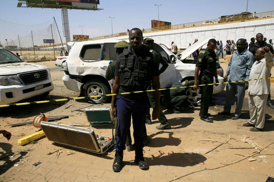Primer ministro de Sudán sale ileso de un intento de asesinato