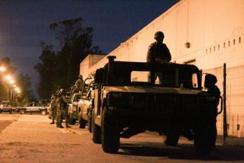 Ataque contra GN en Celaya fue un acto propagandístico, dice López Obrador